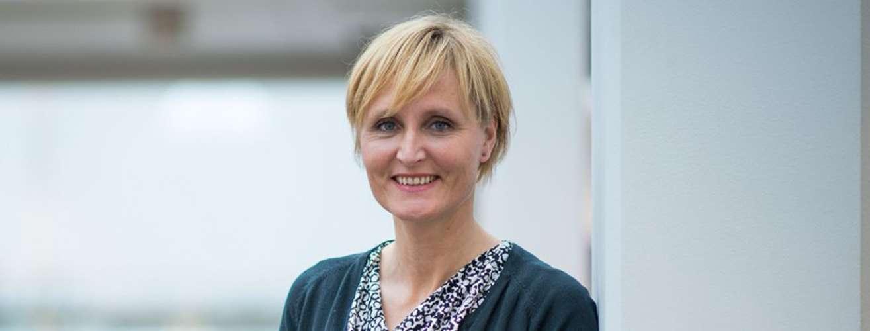 160223 HRN HR profilen Kristin Flagstad foto ISS