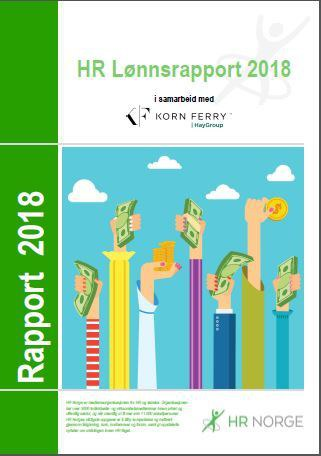 HR Lønnsrapport 2018
