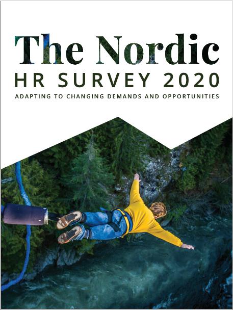 Forside HR undersøkelsen 2020