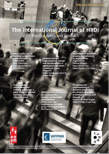The International Journal of HRD