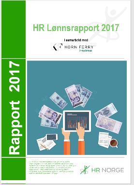 HR Lønnsrapport 2017