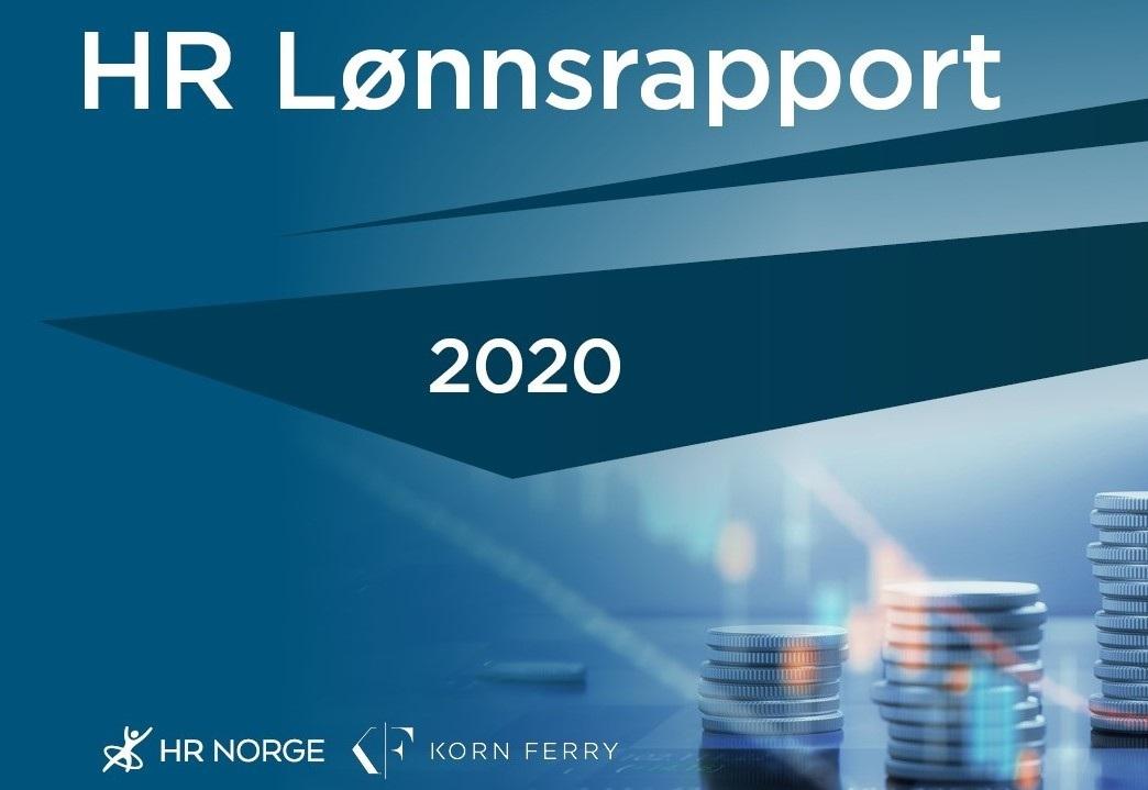 HR Lønnsrapport 2020 – vi lanserer to nye rapporter