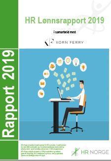 HR lønnsrapport 2019