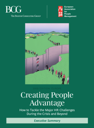 BCG Creating People Advantage ES June 2009