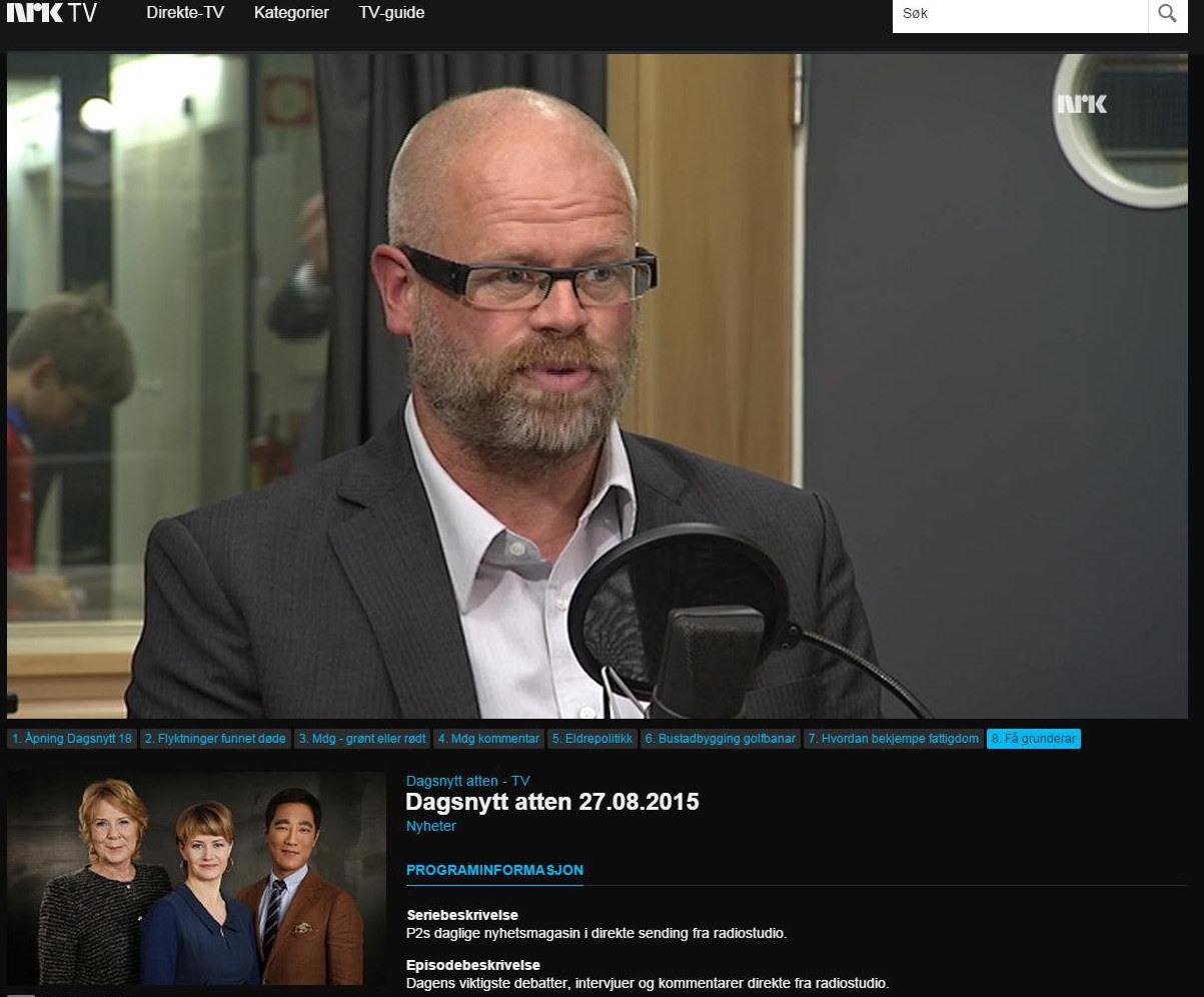 2015 08 27 NRK TV Dagsnytt atten crop