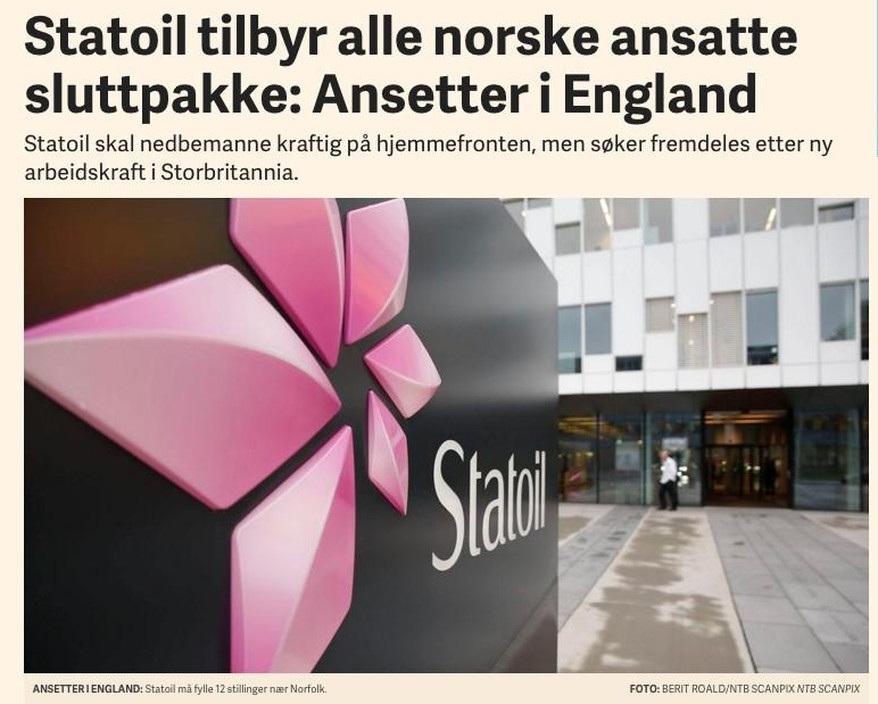 2015 12 15 E24 Statoil tilbyr alle norske ansatte sluttpakke Ansetter i England cropped