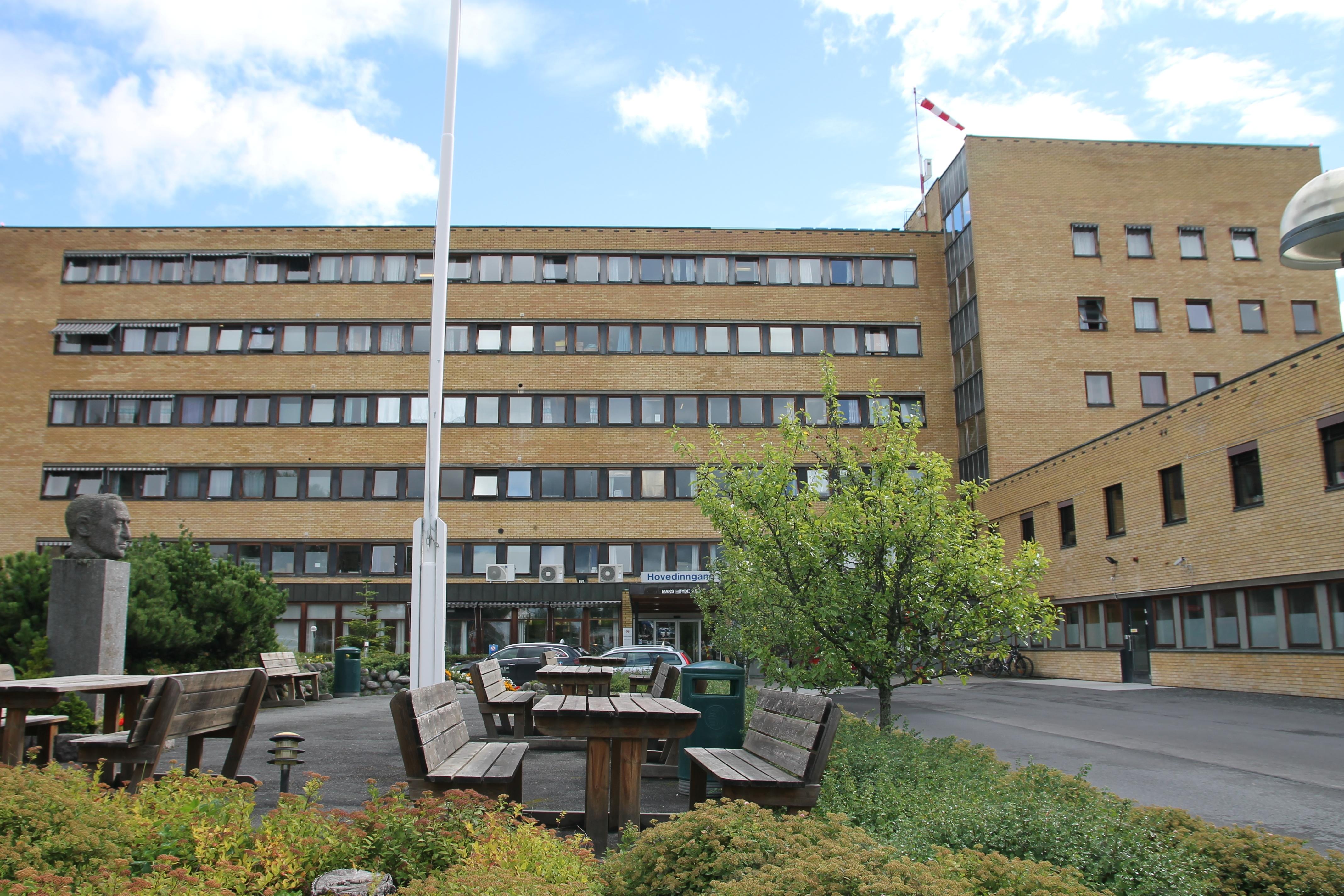20160829 Ringerike sykehus