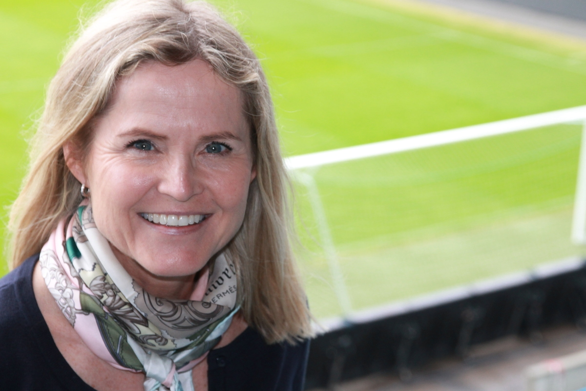HR profilen Mette Sorlien portrett