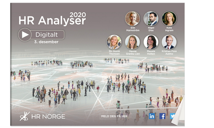 Forside program HR Analyser 2020