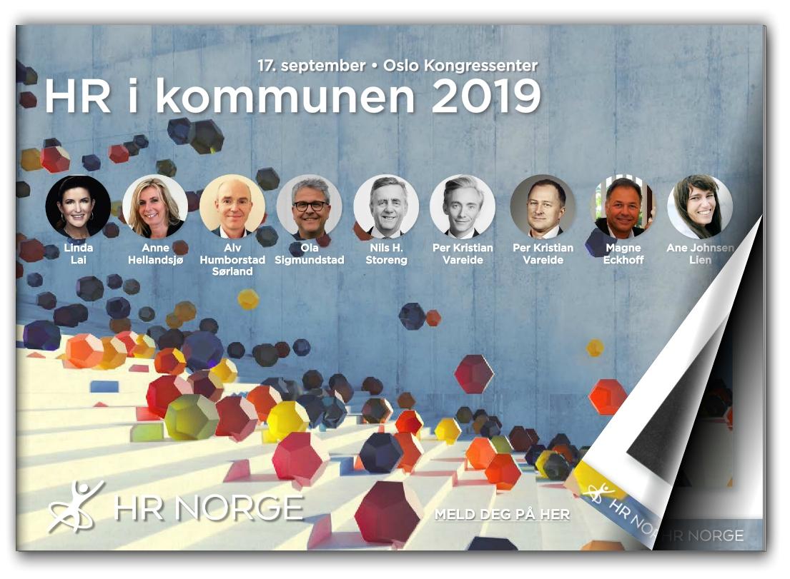 HR i kommunen 2019 Forsidebilde
