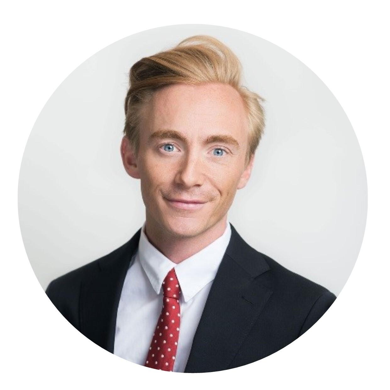 Portrett Kristian Foss Aalmo