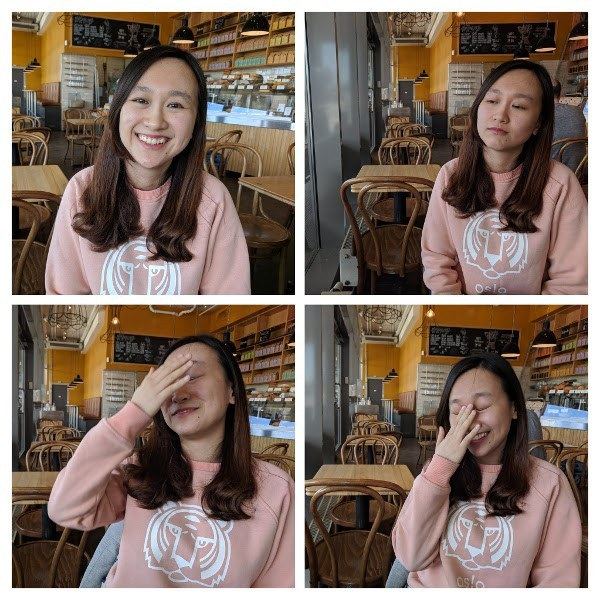 Pham Thu Ha collage