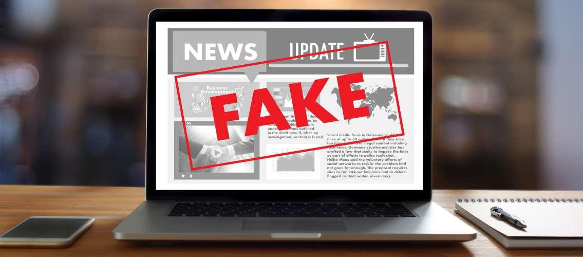 Falske nyheter