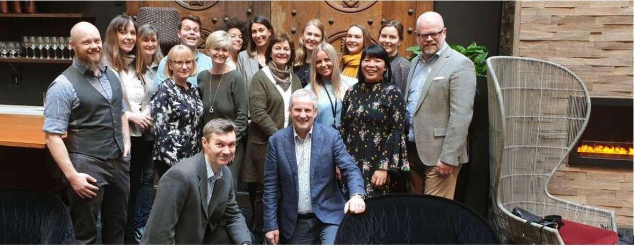 HRN ansatte ny 2019