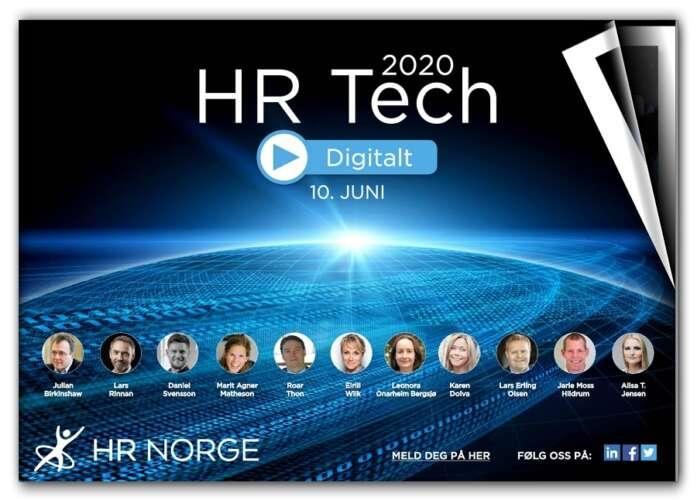 HR Tech 2020 forside D