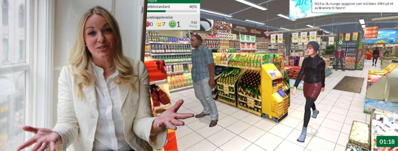 Kristine Frøberg oppslag