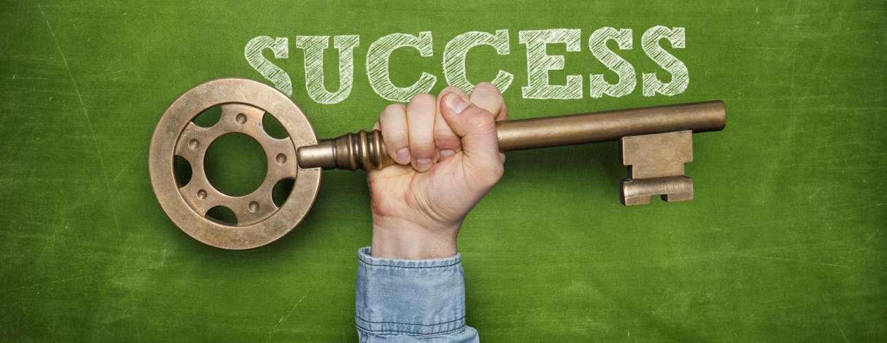 Nokkelen til suksess