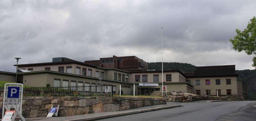Sørlandet Sykehus Flekkefjord foto Jarle Vines CC BY 3