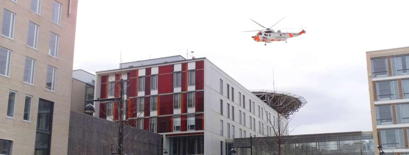 St Olavs Hospital AHL senteret foto wikimedia oppslag