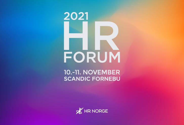 Forside program HR Forum 2021