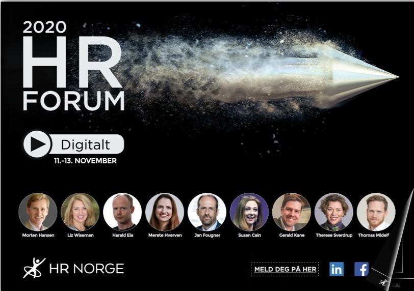 Forside HR Form 2020 - Digitalt
