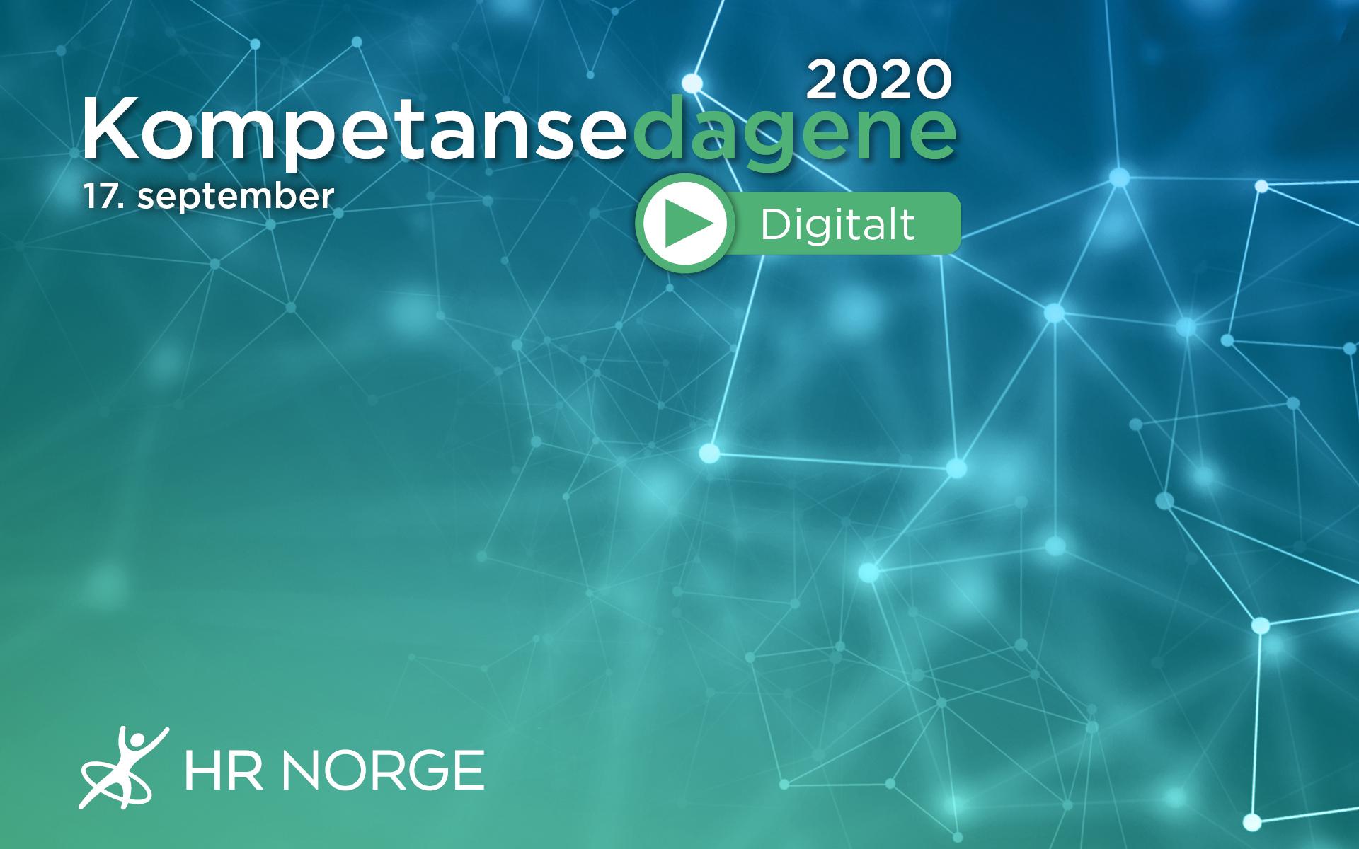 Forside program Kompetansedagen 2020