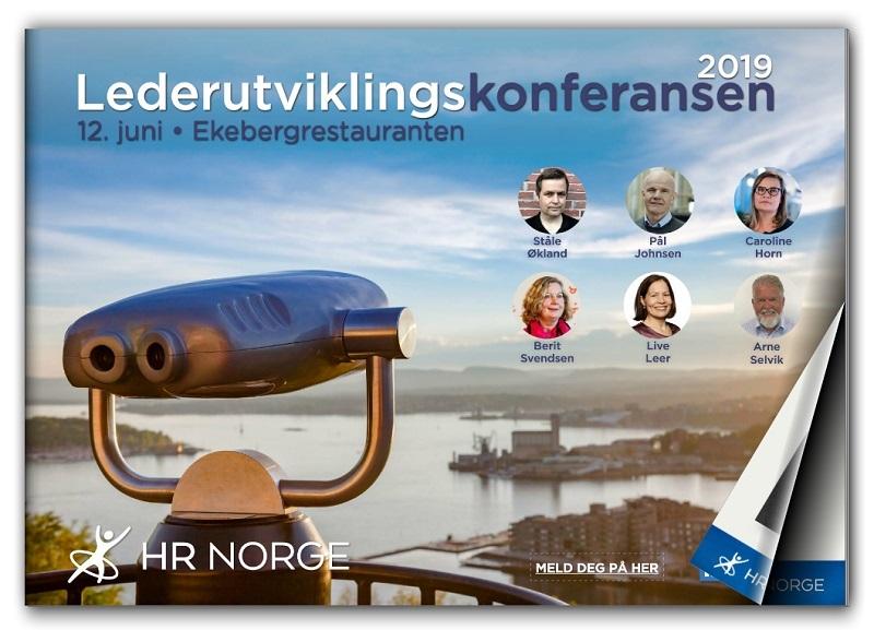 Lederutviklingskonferansen 2019 Forside Apsis