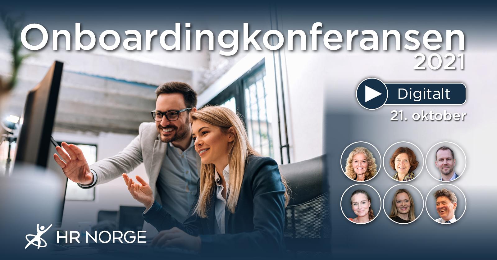 Forside program Onboardingkonferansen 2021