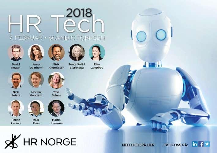 Hr Tech 2018