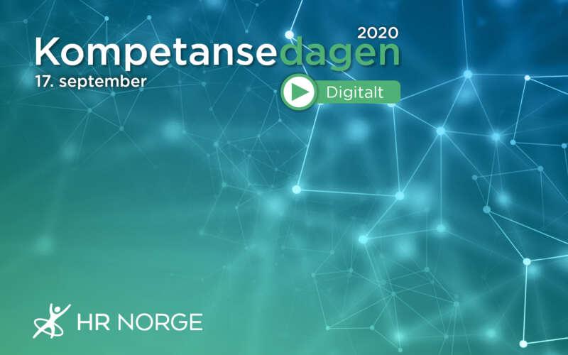 Kompetansedagen 2020 - Digitalt