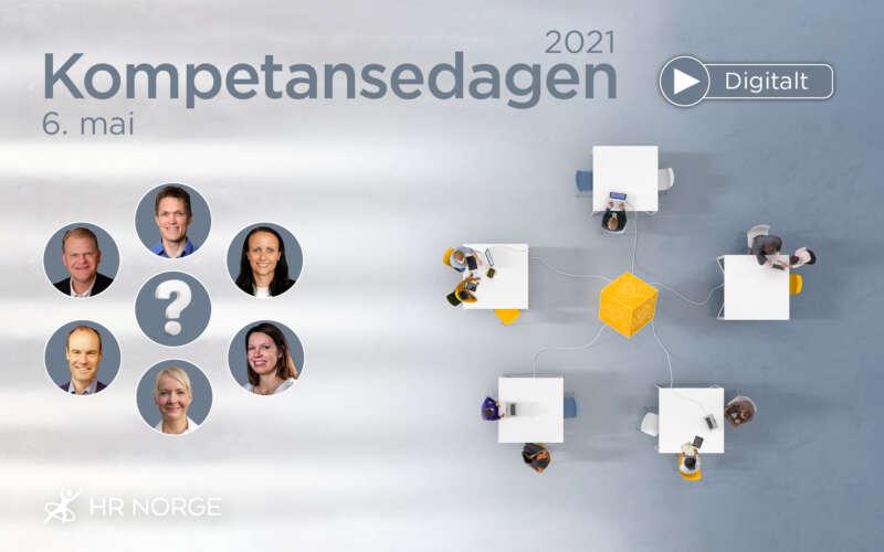 Kompetansedagen 2021 - Digitalt
