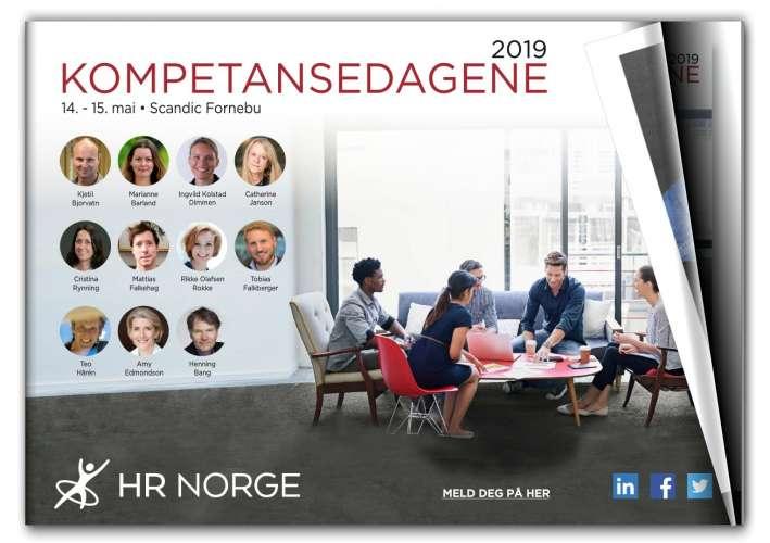 Kompetansedagene 2019 Forsidebilde