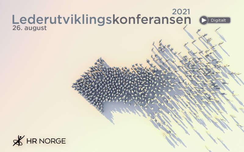 Lederutviklingskonferansen 2021 - Digitalt