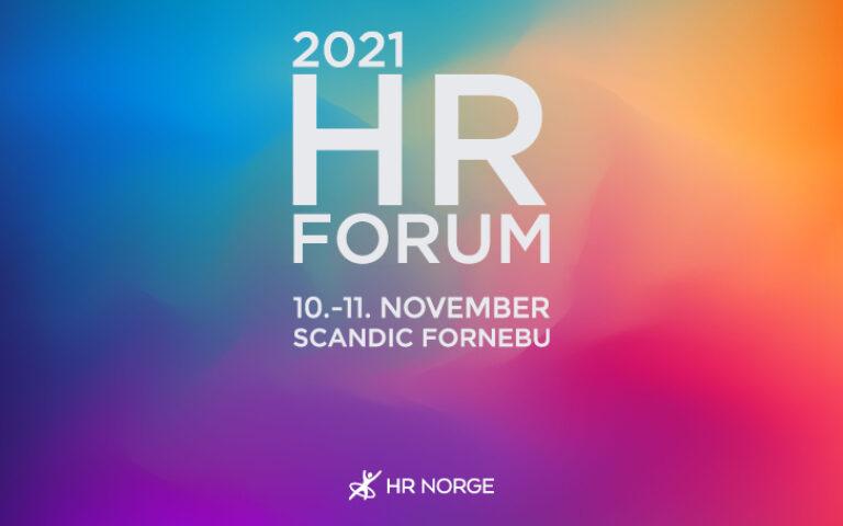 Forside HR Forum