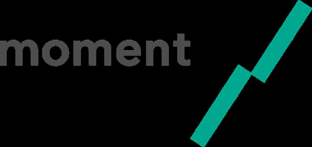 Logo original PNG Moment