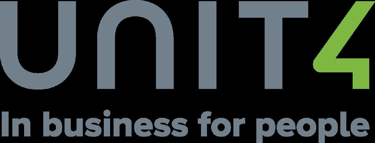 Unit4 Logo RGB Tagline Digital 1