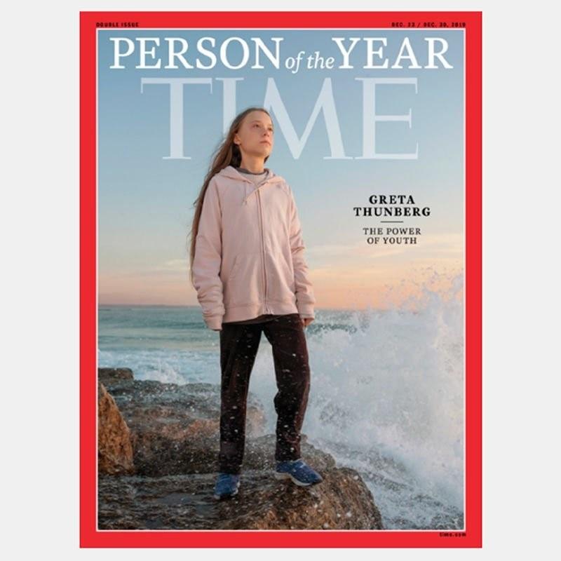 Forside Time Magazine