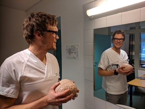 Tomas Myklebust Hjerne