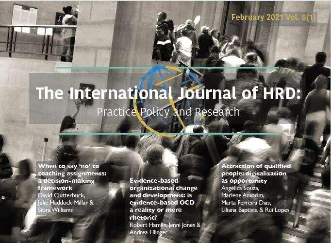 Forside internasjonal journal