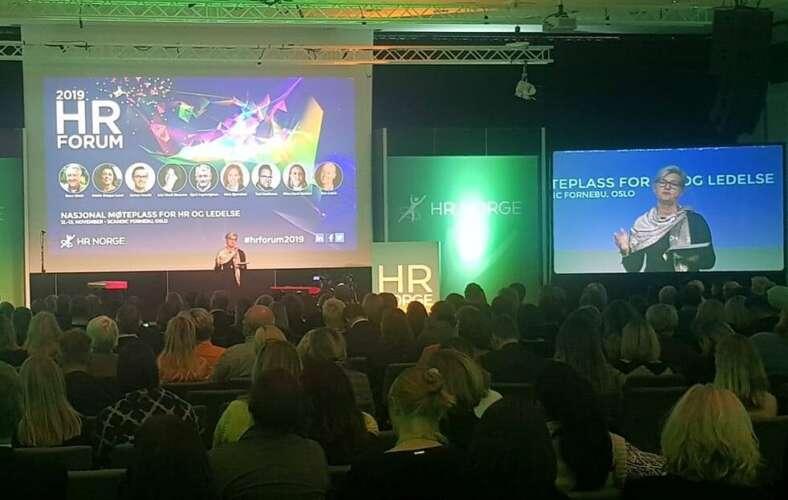 HR Forum: HR Norge gjør suksess-konferansen digital