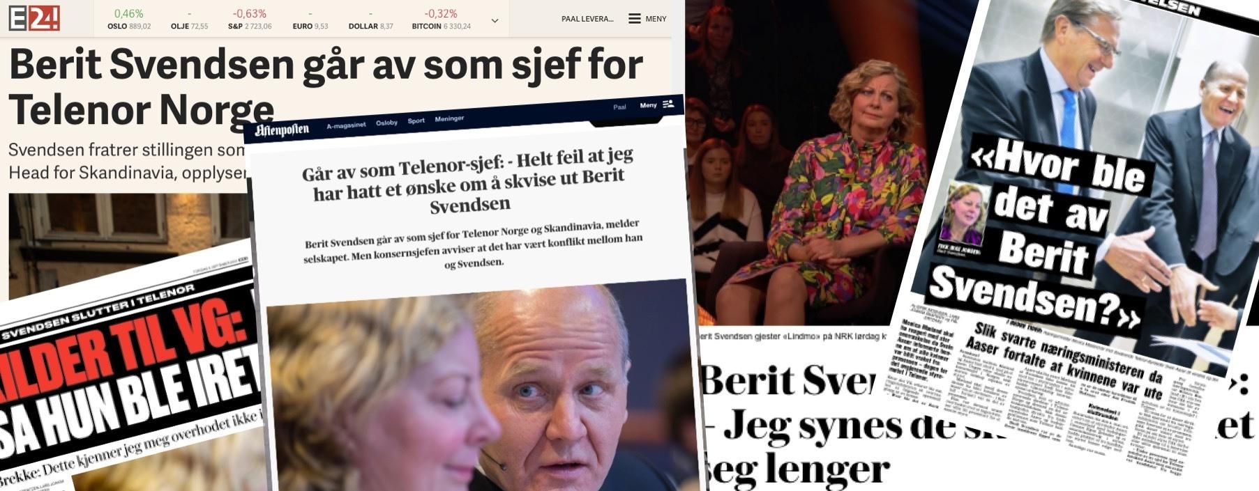 Overskrifter Berit Svendsen