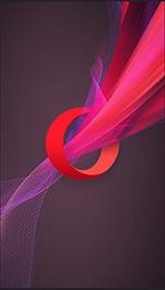 Opera new logo mobile
