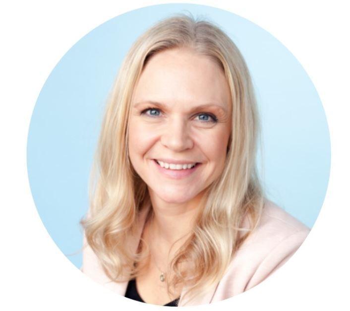 Portrett Kristine Blixrud