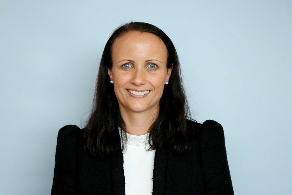 Portrett Kristine Laugen