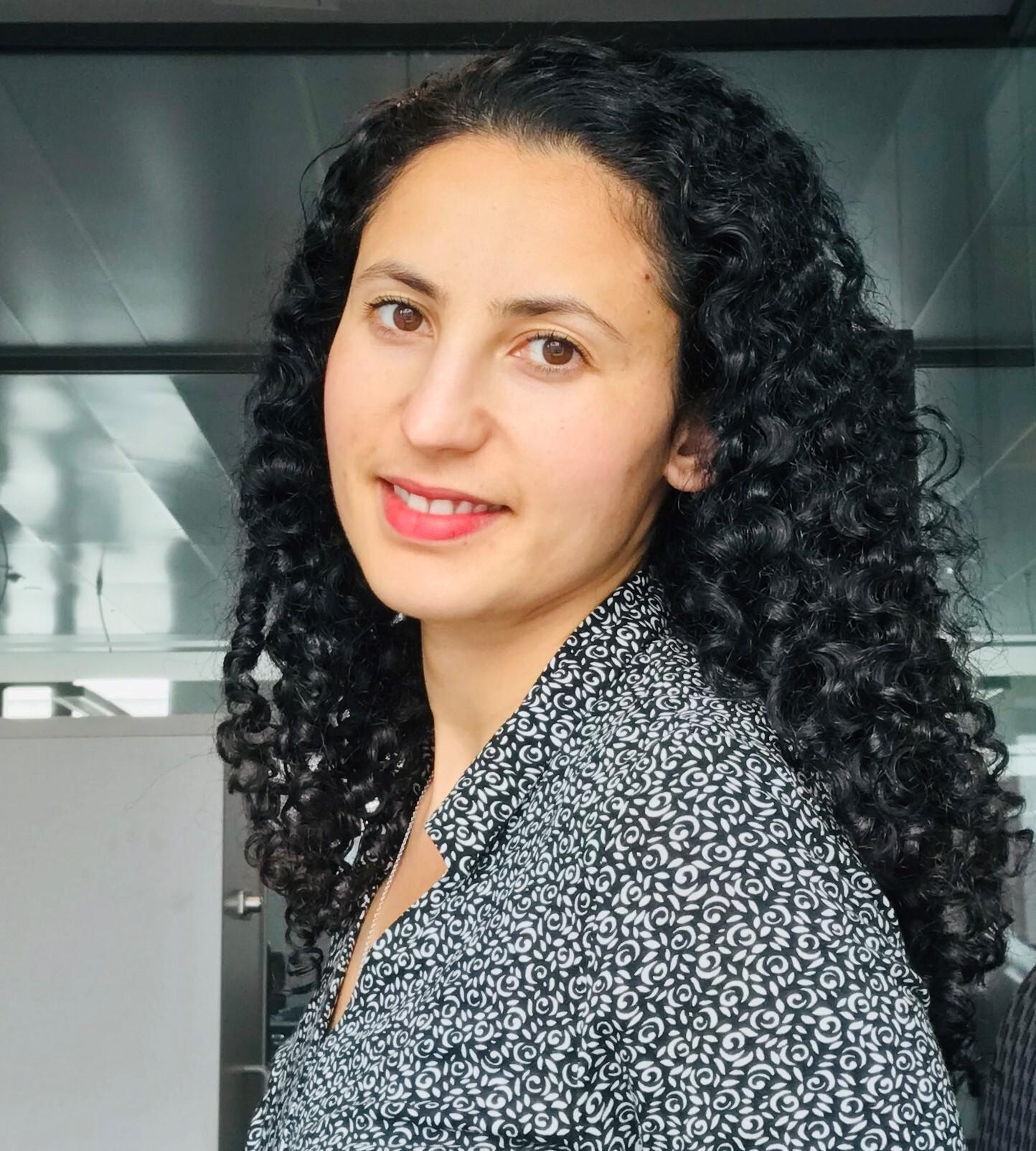 Portrett Samya Halim