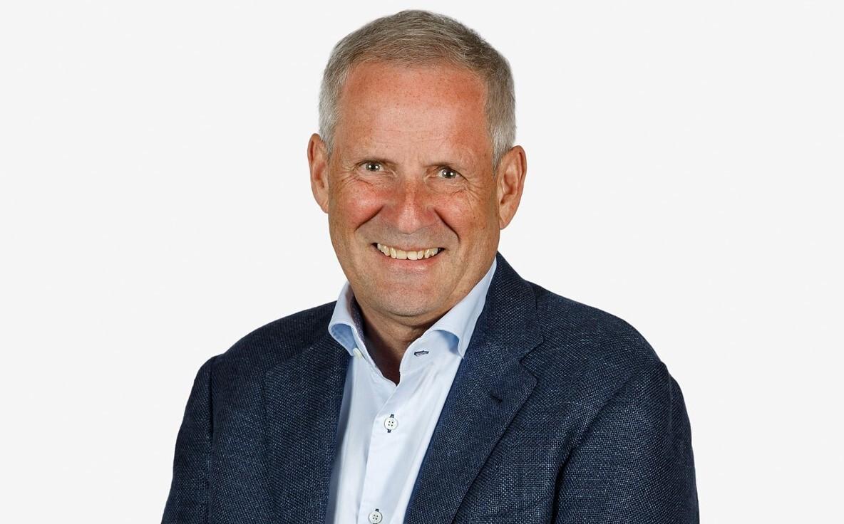 Portrett Sven Kinden Iversen