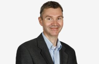 Portrett Henrik Øhrn