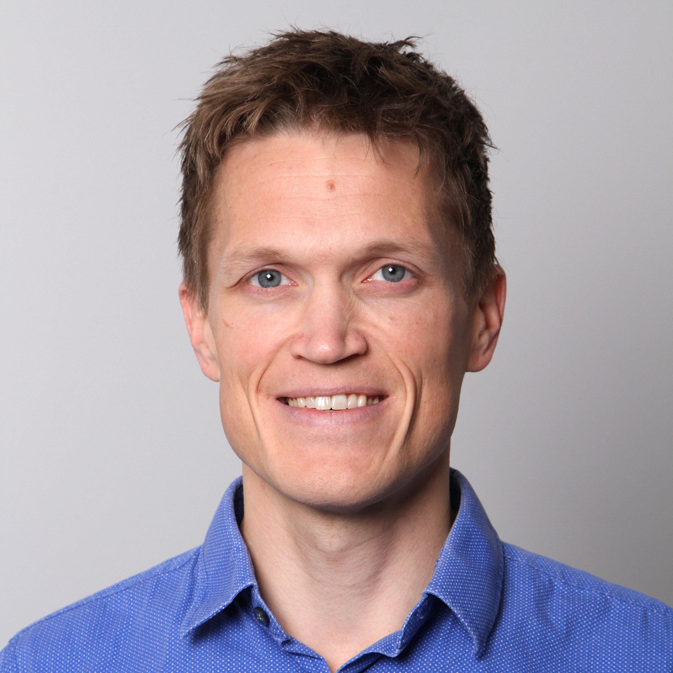 Portrett Bård Fyhn