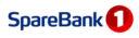 Logo Spare Bank 1 hvit